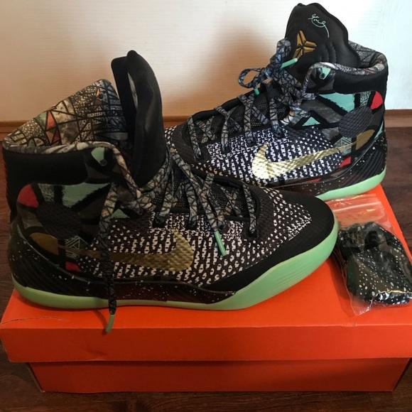 "wholesale dealer 7aea6 6fe24 Nike Kobe IX Elite ""NOLA All Star Game"""